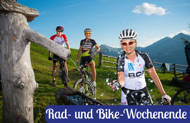 Rad- und Bike-Wochenende